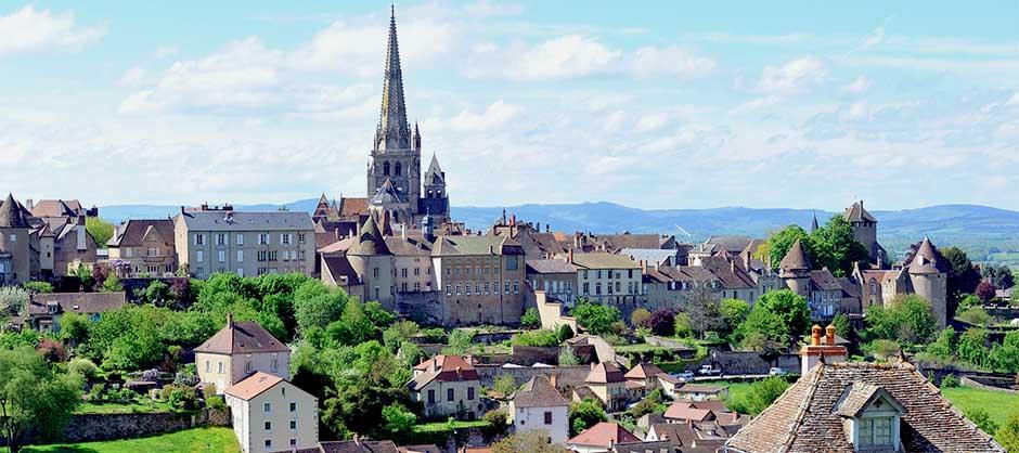 Autun, Bourgogne